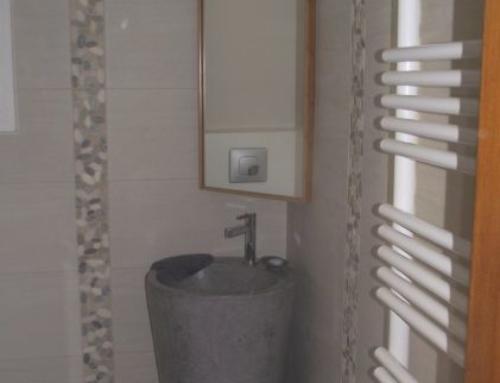 Création Salle de bain ambiance zen