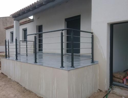 Ravalement de façade et clôture