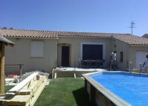 Extension de maison à Martigues