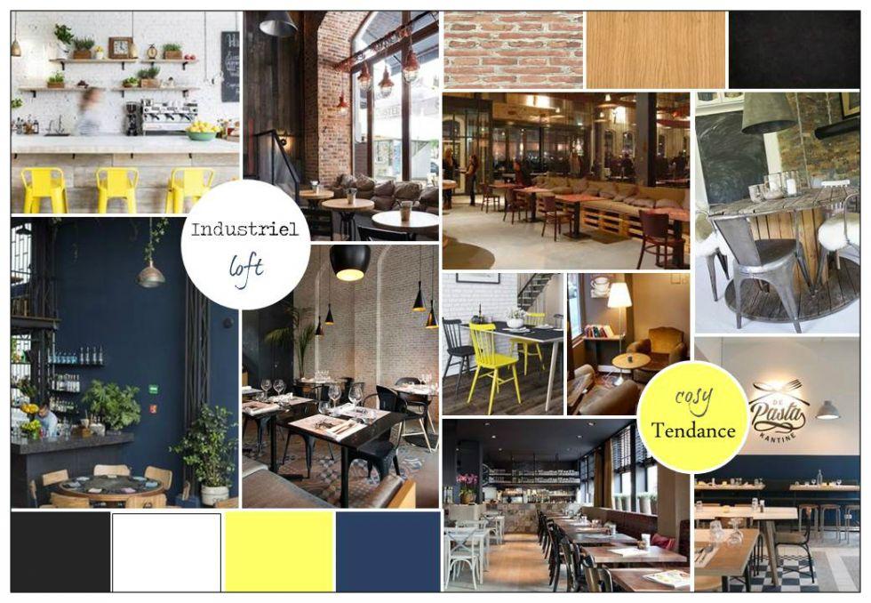 Decoration D Interieur D Un Restaurant D Entreprise Renov Immo
