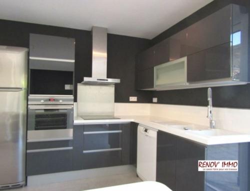 Rénovation séjour & cuisine