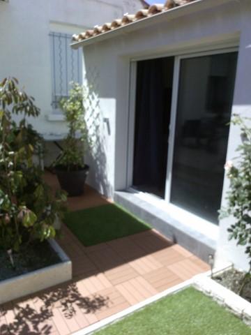 Relooking terrasse et jardin à Istres APRES