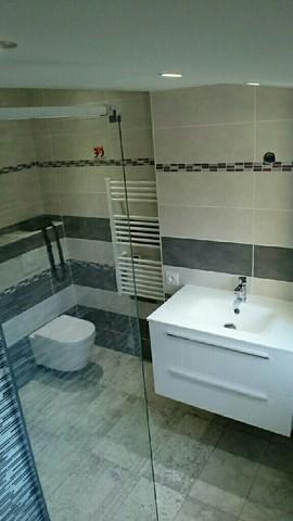 Salle de bain extension APRES
